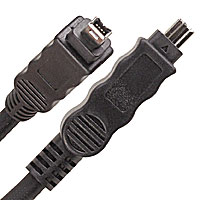 firewire, 4 pin to 4 pin, firewire cable 6 feet, firewire, firewire cable 6', firewire 6'