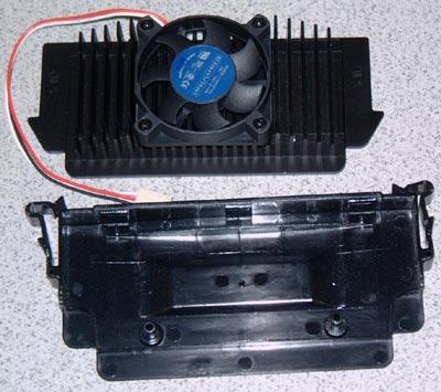 ElanVital FSKC03 FAN, C5010T12L,heatsink and fan,slot 1 celeron,