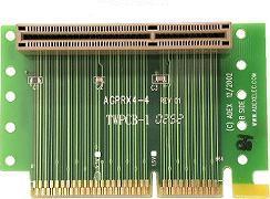 2u, 32bit pci, riser card,  amr card, agp 8x, right angle extender