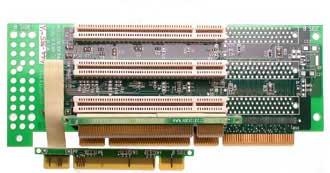 2u, 32bit pci, riser card, 2U 64bit PCI Riser Card,slot extender,bus extender,