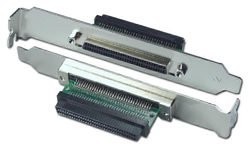 scsi adapters, adapters 68 pin female, converter,adapter,