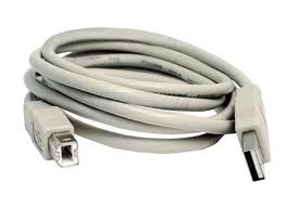 usb cable, usb cable 15 feet, usb cable 15', type a male to type b male,