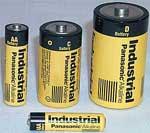 panasonic, alkaline batteries, panasonic industrial, batteries, aa battery, aaa battery, d battery, 9v battery,