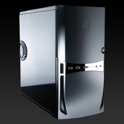 Antec case Sonata III 500 ATX Mid Tower open