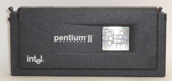 Intel Pentium II 233 MHz slot 1 CPU 512K cache. 80522PX233512 SL264