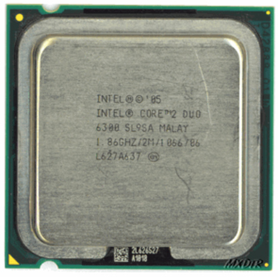 Intel Core 2 Duo SL9SA 3.00GHz/1M/800/04A Socket 775 CPU