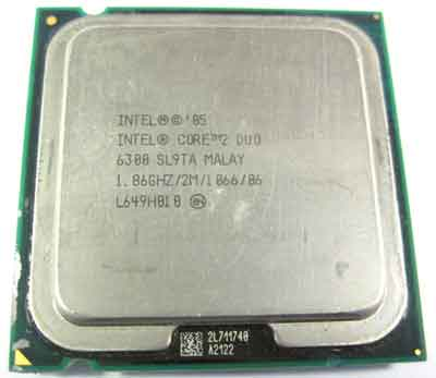 Intel Core 2 Duo SL9TA 3.00GHz/1M/800/04A Socket 775 CPU