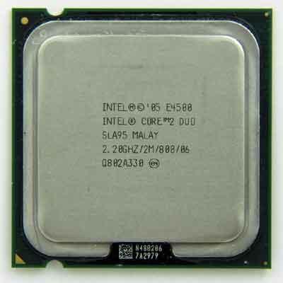 Intel 651 SLA95