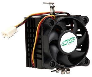 Socket 7 heatsink and fan, socket 7 cooler,