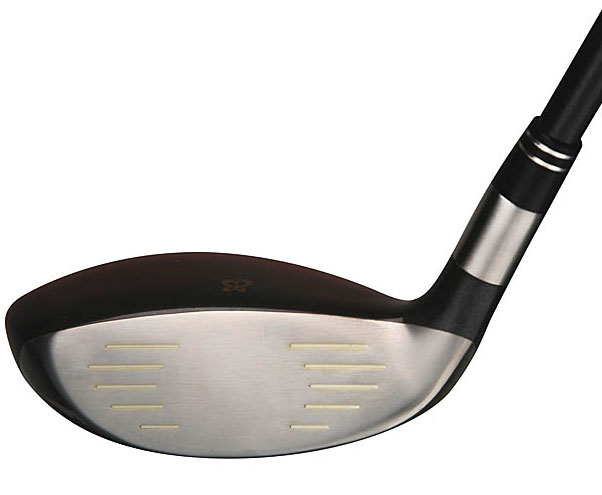 utility clubs - iBella Bellissima - the hybrid clubs for ladies, lightweight graphite shafts, women's clubs,