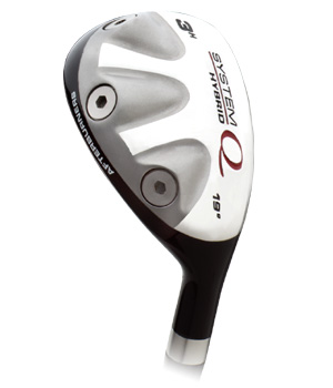 Power Play System Q Hybrid Clubs