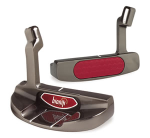 Bionik 105 Red insert Putter