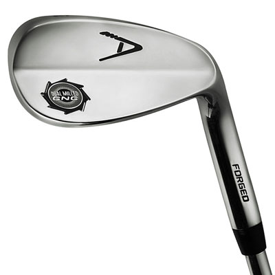 milled wedges, Set of 3 wedges, lofts of 52, 56 and 60, set of wedges,