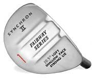 Synchron II Fairway Woods
