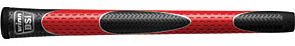 DSi AVS V17 Black/Red Grip softer comfortable grip. Ideal for light weight shafts and big head drivers