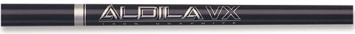 impex ultra light graphite shaft with a weight of 67 grams and 5.0 torque
