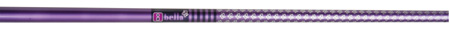 iBella Obsession Ultra Light Graphite shaft for ladies - Ultra light 60 gram graphite shaft