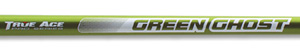True Ace Green Ghost - A premium graphite shaft tailored to the strong golfer.