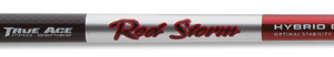 hybrid shafts, graphite shaft designed for hybrid clubs