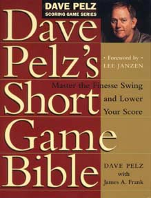 Dave Pelz's Short Game Bible - covers everything in the sub 100 yard game