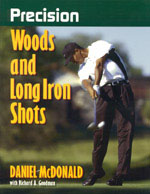 Precision Woods & Long Iron Shots, a book for the long game