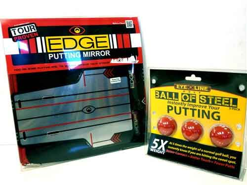 EDGE Mirror & Ball of Steel Package