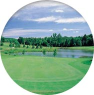 golf mat - dual turf practice mat simulates fairway lies as well as rough lies