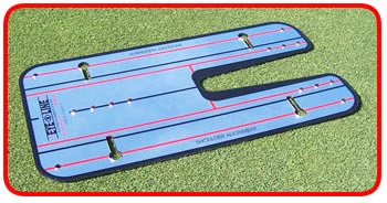 Putting Mirror - for standalone use or replacement for the putting system.
