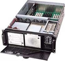 industrial rackmount computers with 8 ISA slots, micro atx or baby AT style, form factor, format isa slot, 5 to 10 ISA slots