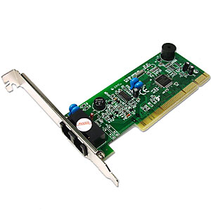 smartlink sl1900 v.92 internal pci modem data fax voice modem