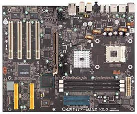 Abit IT7-Max2 V2.0 motherboard, abit P4 Socket 478 motherboards, motherboards based on Intel 845PE chipset