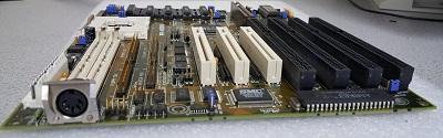 ASUS PVI-486SP3 motherboard, ASUS PVI-486SP3 slim computer system motherboard,
