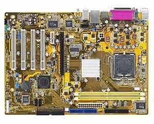 ASUS P5VD2-X, Socket LGA775, VIA PT890 Chipset, 1066/800/533 MHz FSB