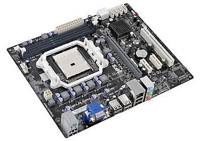 ECS A55F-M2 (V2.0) Motherboard