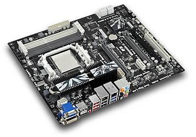 ECS A890GXM-A2 (V1.0) Motherboard