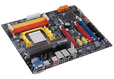 ECS A890GXM-AU (V1.0) Motherboard