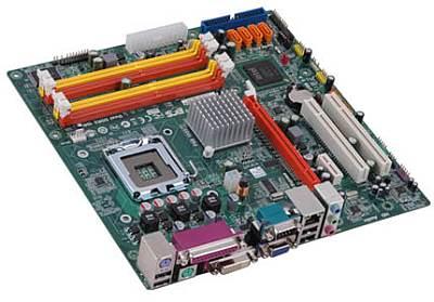 ECS G41T-M9 (V1.0, 4 DIMM) Motherboard