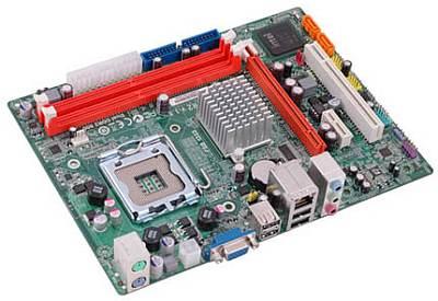 ECS G41T-R2 (V1.0) Motherboard