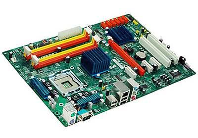 ECS IC43T-A2 (V1.0) Motherboard