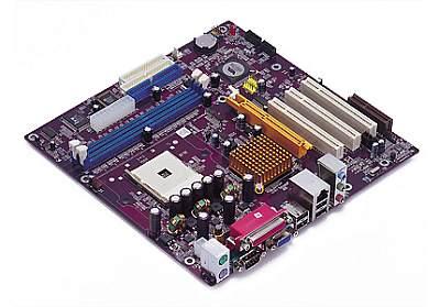 ECS K8M800-M2 (V1.0) Motherboard