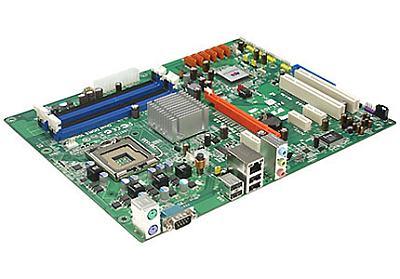 ECS P43T-AD3 (V1.0) Motherboard