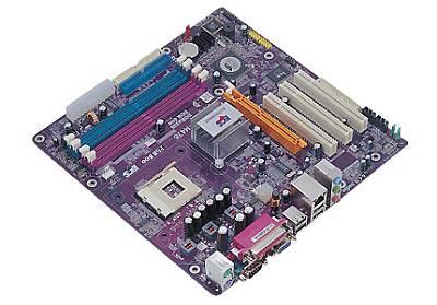 ECS P4M800PRO-M478 (V1.0) Motherboard
