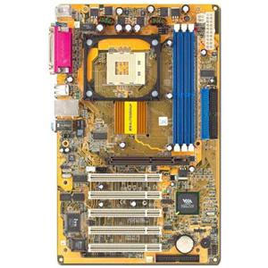 entry level computer upgrade kit with 2.0 ghz cpu, 256mb memory and motherboard. ECS L4VXA2 Motherboard