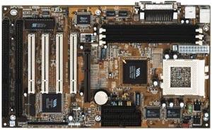 ecs p5vp-a motherboard, socket 7 motherboard atx 2 isa slots
