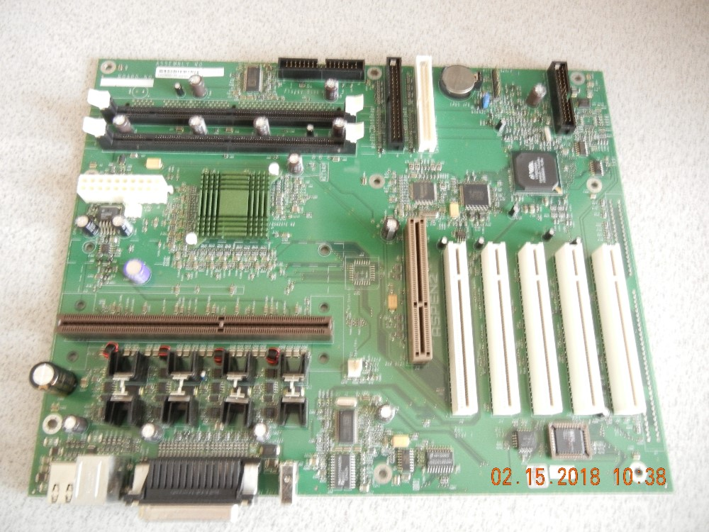 FIC SD-11 Slot A AMD Motherboard