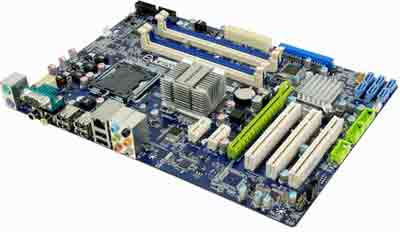 Foxconn P45AL-S Motherboard