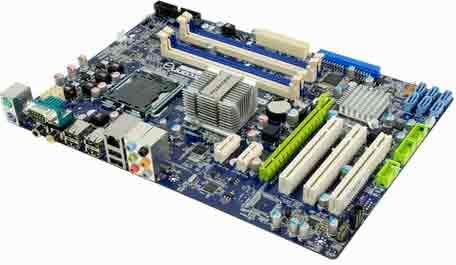 Foxconn P45AL Motherboard