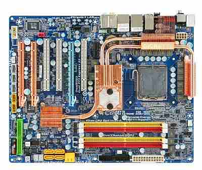 Gigabyte GA-EP45-EXTREME Motherboard