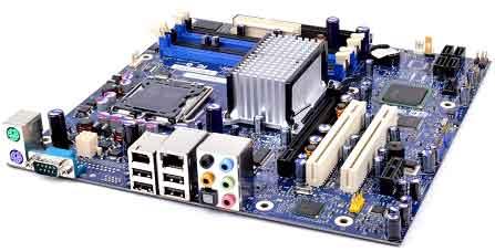 INTEL D945PPM  Socket:775, Pentium, 945 Chipset, motherboard