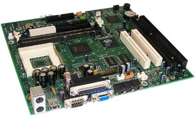 Trigem Florida-TG Motherboard 2 isa slots on board sound and video